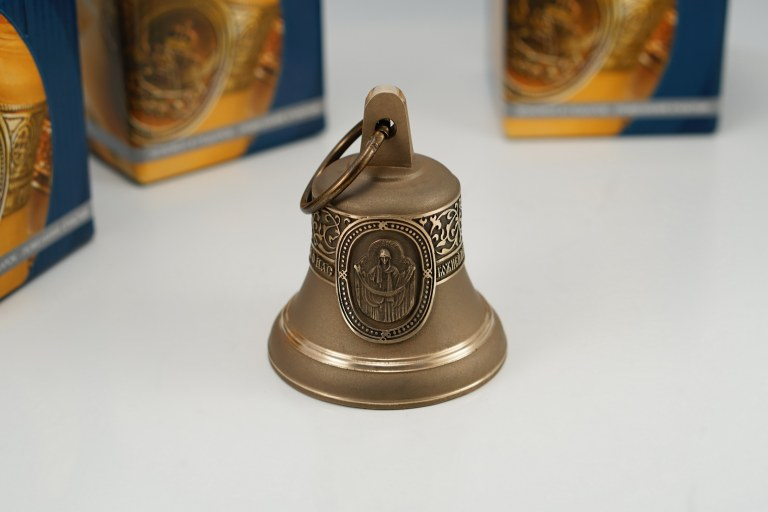 Сувенирные колокола Купить колокола Подарки из бронзы Колокола ВЕРА Воронежские колокола