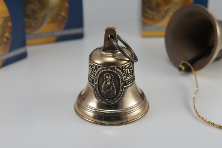 Святой благоверный князь Олег Брянский, Икона, Колокол, Сувенир, Подарок верующему, Подарок православному