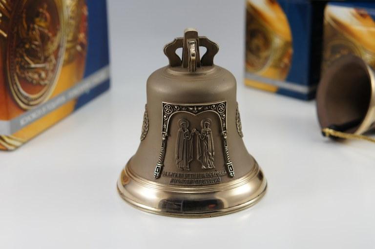 Святые Петр и Феврония, Муромские чудотворцы, Икона, Колокол, Сувенир, Подарок верующему, Подарок православному