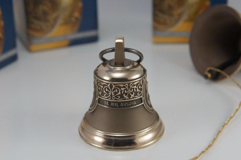 Святая мц. Любовь Римская, Икона, Колокол, Сувенир, Подарок верующему, Подарок православному