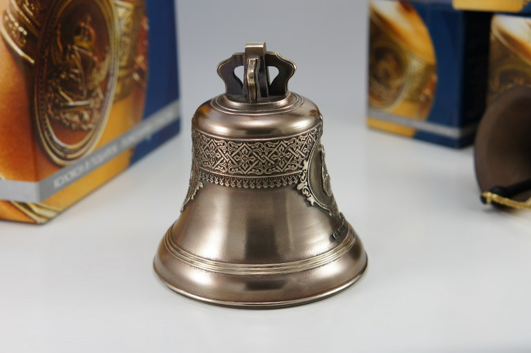 Святой великомученик и целитель Пантелеймон, Икона, Колокол, Сувенир, Подарок верующему, Подарок православному