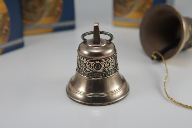 Святой равноапостольный князь Владимир, Икона, Колокол, Сувенир, Подарок верующему, Подарок православному