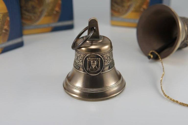 Святой равноапостольный царь Константин, Икона, Колокол, Сувенир, Подарок верующему, Подарок православному