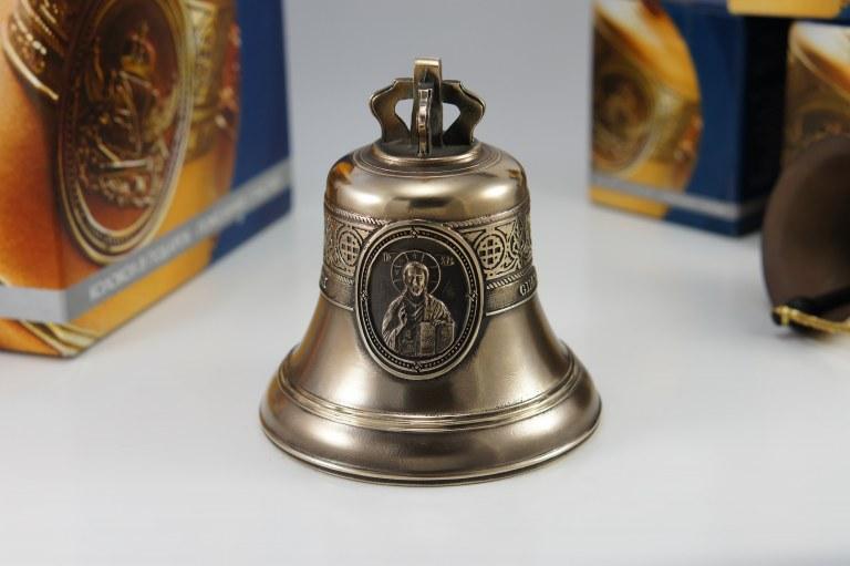 Икона Святая Троица, Икона, Колокол, Сувенир, Подарок верующему, Подарок православному