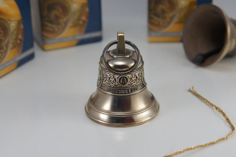Святая преподобномученица Евгения Римская, Икона, Колокол, Сувенир, Подарок верующему, Подарок православному