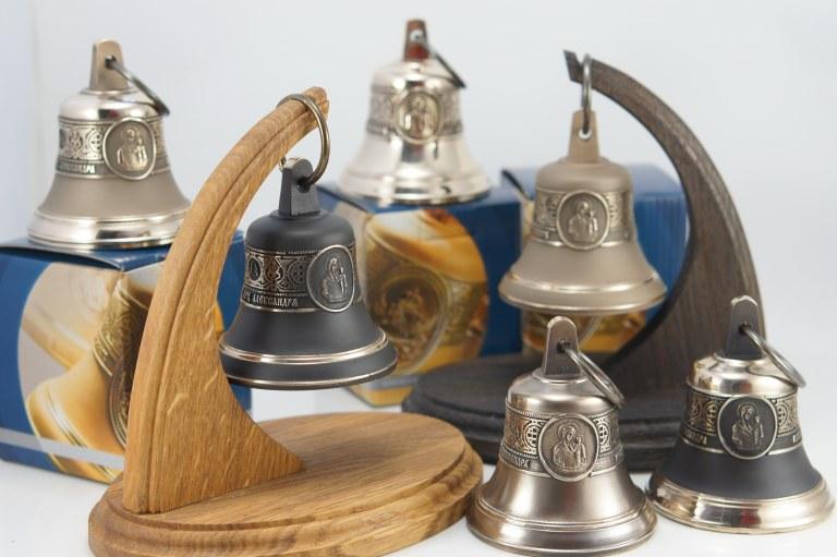 Святая мц. Лариса Готфская, Икона, Колокол, Сувенир, Подарок верующему, Подарок православному