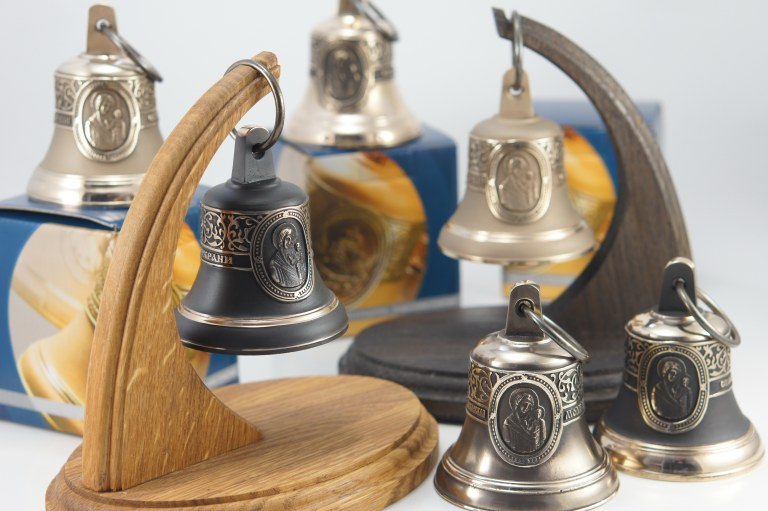 Святая мц. Наталия, Икона, Колокол, Сувенир, Подарок верующему, Подарок православному
