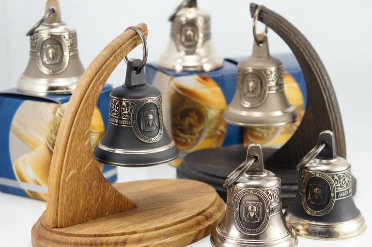 Святой преподобный Серафим Саровский, Икона, Колокол, Сувенир, Подарок верующему, Подарок православному