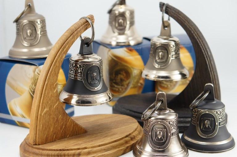 Святой благоверный князь Александр Невский, Икона, Колокол, Сувенир, Подарок верующему, Подарок православному