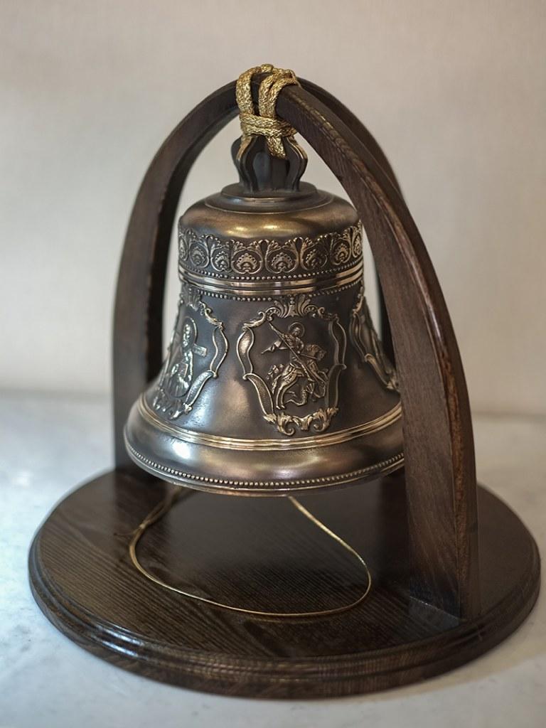 Колокол сувенирный