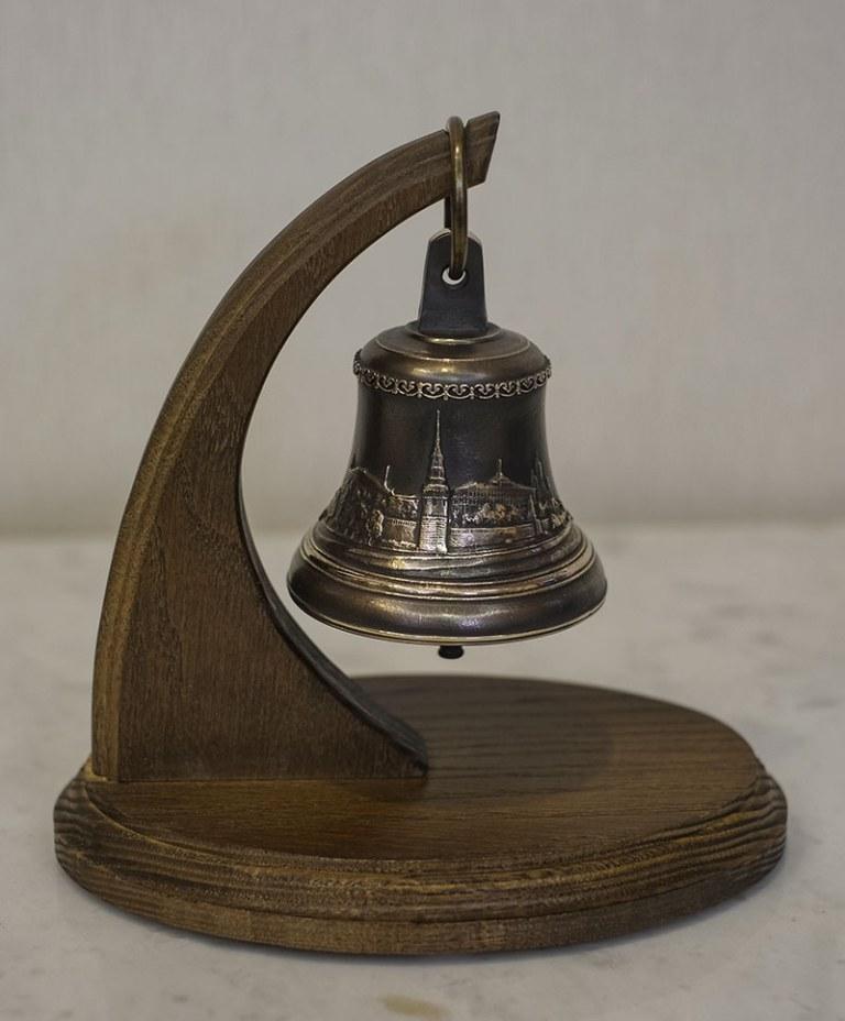 колокол подарочный