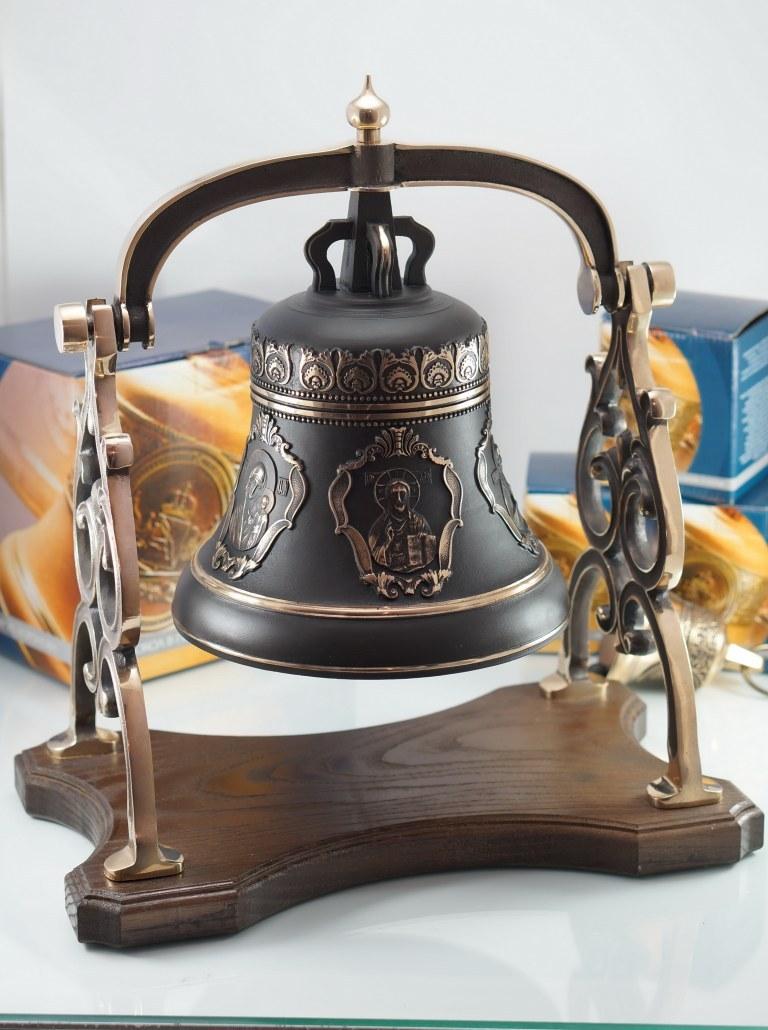 Уникальные колокола для элитных подарков из бронзы