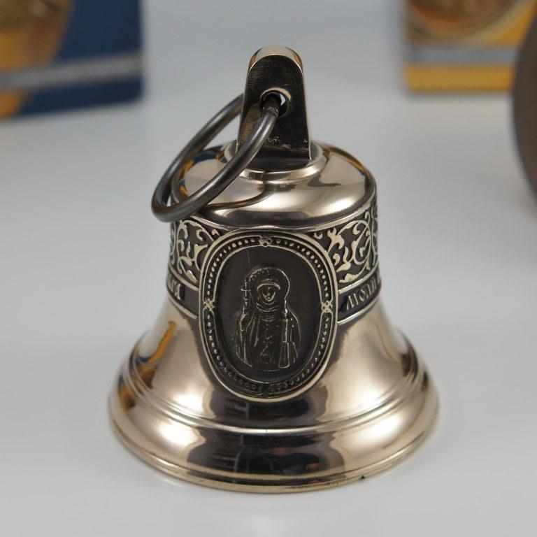 Святая равноапостольная княгиня Ольга, Икона, Колокол, Сувенир, Подарок верующему, Подарок православному