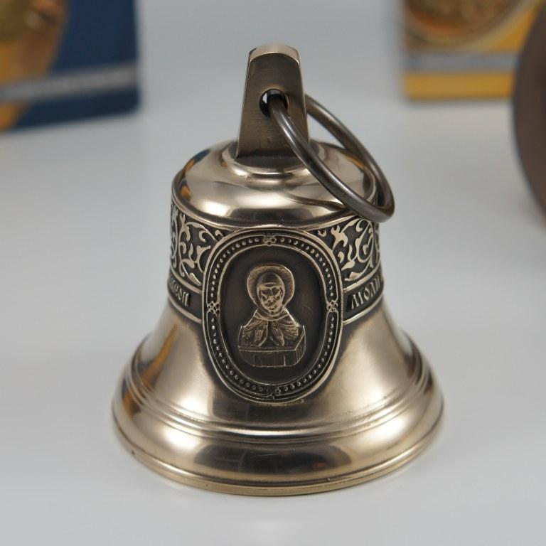 Святой преподобный Симеон Столпник Антихорийский, Икона, Колокол, Сувенир, Подарок верующему, Подарок православному