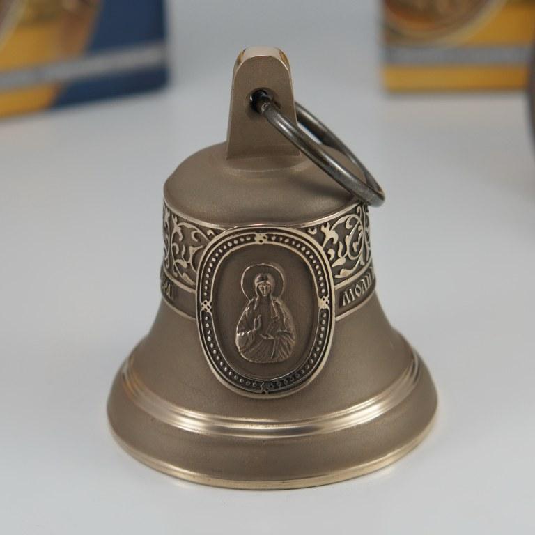 Святая мц. Вера Римская, Икона, Колокол, Сувенир, Подарок верующему, Подарок православному
