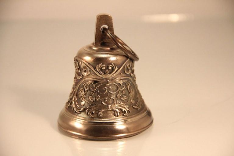 Сувенирный колокол Православный подарок Религиозный сувенир Церковная утварь