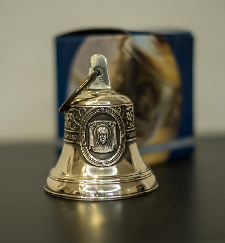 Святой равноапостольный князь Владимир, Икона, Колокол, Религиозный Сувенир, Православный подарок, Церковная утварь