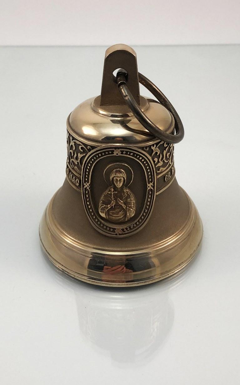 Колокол сувенирный Святая Великомученица Ирина Македонская