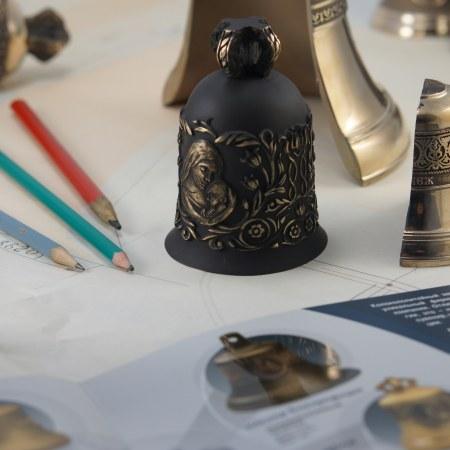Колокол на заказ Корпоративный колокол Бизнес сувениры Купить колокол