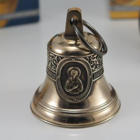 Святой преподобный Алексий, человек Божий, Икона, Колокол, Сувенир, Подарок верующему, Подарок православному