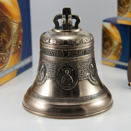 Шесть ликов святых, Икона, Колокол, Сувенир, Подарок верующему, Подарок православному
