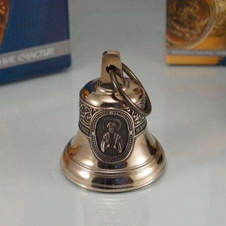 Святой благоверный князь Глеб Владимирский, Икона, Колокол, Сувенир, Подарок верующему, Подарок православному