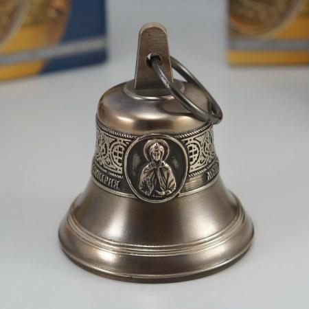 Святая преподобная Аполлинария, Икона, Колокол, Сувенир, Подарок верующему, Подарок православному