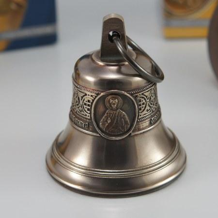 Святой вмч. Димитрий Солунский, Икона, Колокол, Сувенир, Подарок верующему, Подарок православному