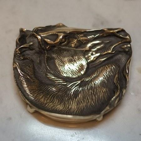 подарок сувенир пепельница