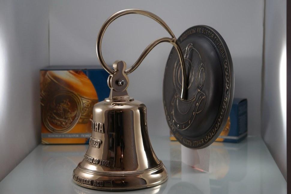 Рында морская Кораболеный колокол Судовой колокол Колокол