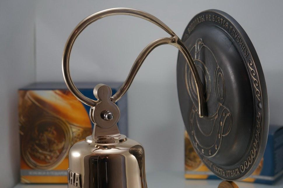 Рында морская Кораболеный колокол Судовой колокол Колокол в подарок Купить рынду Море