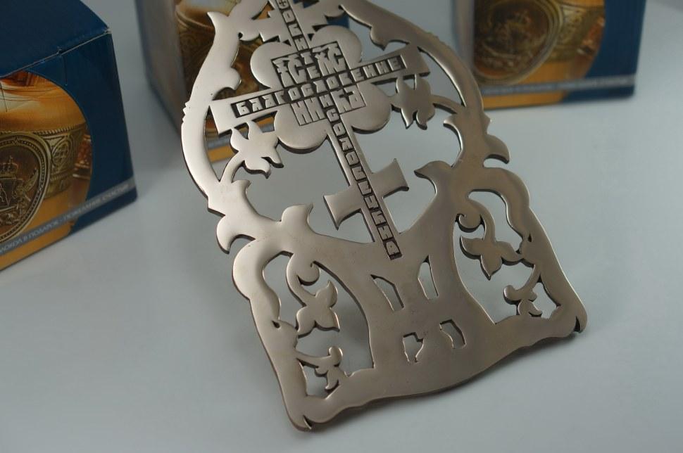 Соловецкий крест